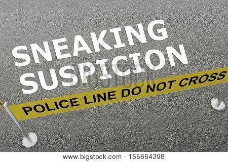 Sneaking Suspicion Concept