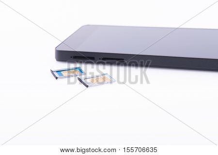 Smarphone With Dual Sim