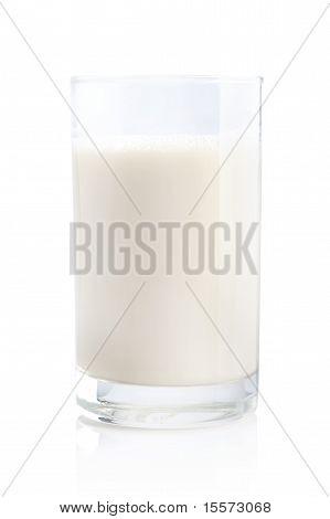Glass Of Soy Milk