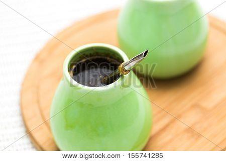 Yerba Mate. South American Tea