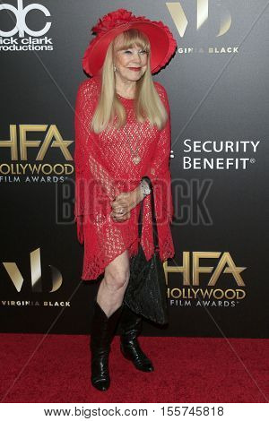 LOS ANGELES - NOV 6:  Terry Moore at the 20th Annual Hollywood Film Awards  at Beverly Hilton Hotel on November 6, 2016 in Beverly Hills, CA