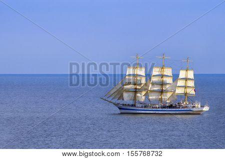SCF Black Sea Tall Ships Regatta 2016 Sailing Vessel MIR