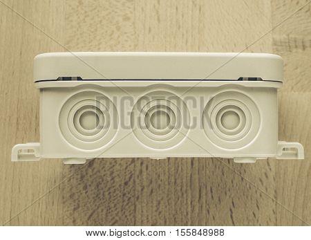 Vintage Looking Junction Box