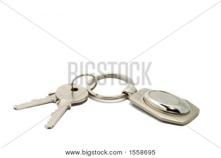 Two Keys On A Charm