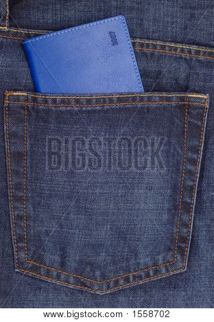 Diary In Jeans Pocket