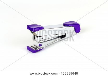 Max Stapler On White Background