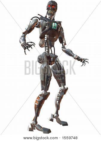 Cyborg 3000-Turn