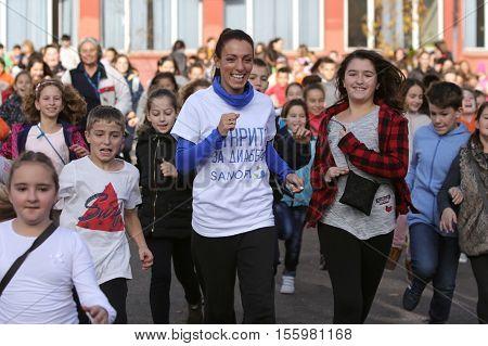 Ivet Lalova-collio Students