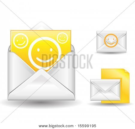 yellow letter, see also images ID:  20312857, 20312854, 20312851