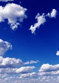 stock photo of clouds sky  - sky - JPG