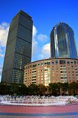 image of prudential center  - The Prudential Tower  - JPG