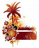 picture of subwoofer  - Tropical party - JPG