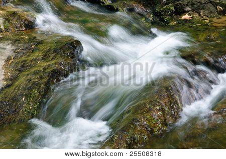 Chorro de agua