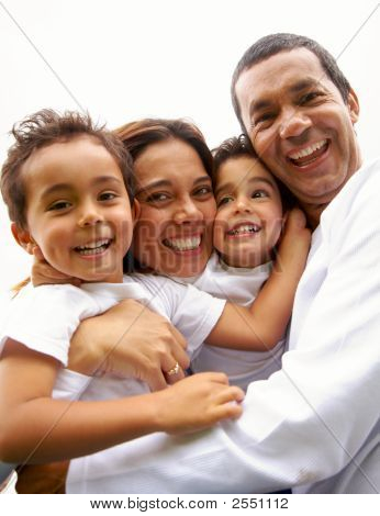 Family Lifestyle Portrait