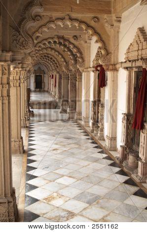 Ornate Corridor