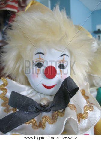 Golden Clown