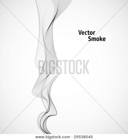 Humo de Vector