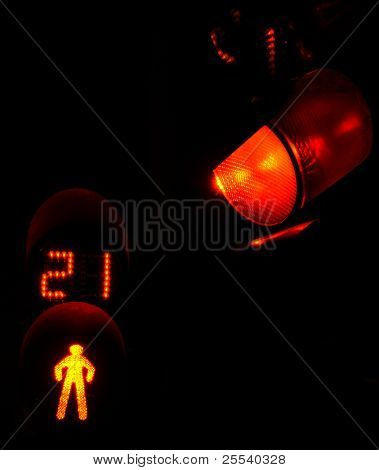 Traffic light - stoplight