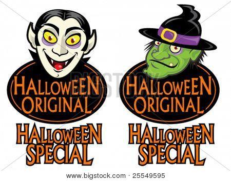 Halloween ursprünglichen Charakter Dichtungen