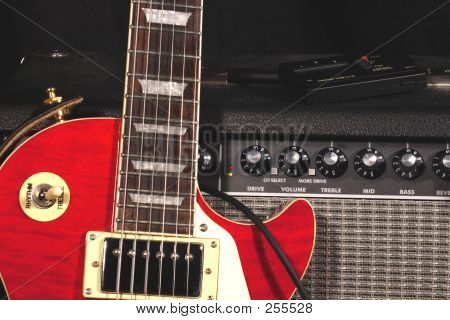 Classic Electric Guitar