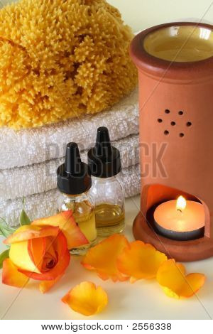 Spa Aromatherapy Rose