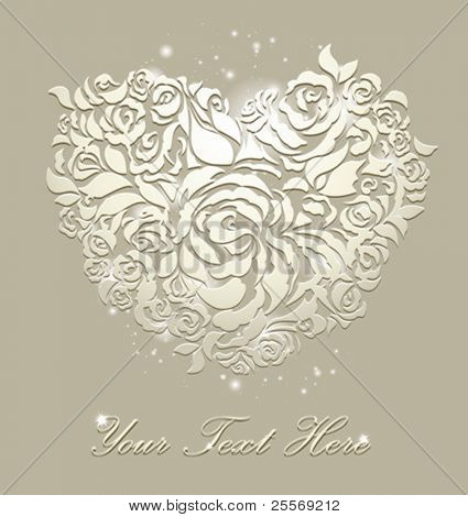 floral card wedding backgrounds