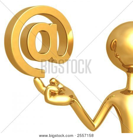 Golden E-Mail