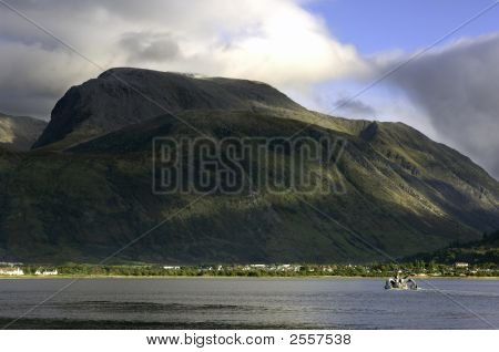 Nevis From Corpach