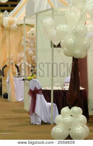 Wedding Fair Decoration