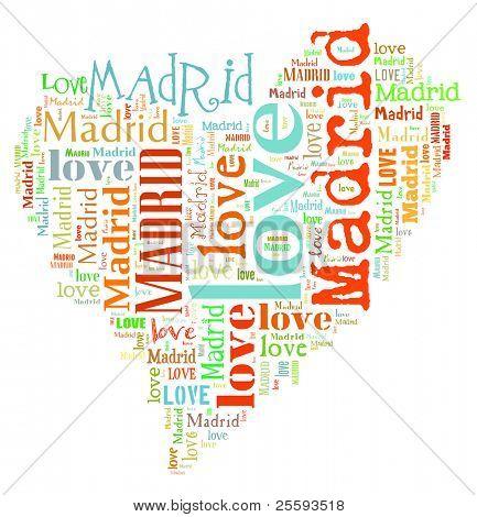 I love Madrid