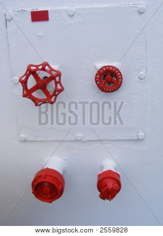Red Knobs