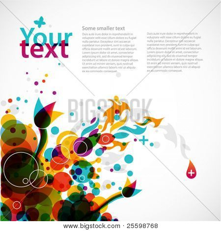 creative graphic design template