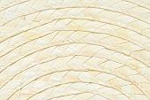 Wicker Texture, Handmade Natural Wicker Work Background. poster