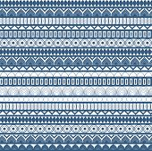 Winter pattern - raster version