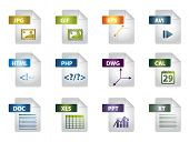 picture of png  - File extension icons - JPG