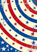 pic of arriere-plan  - Patriotic grunge background  - JPG