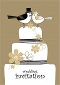 foto of wedding invitation  - wedding invitation - JPG