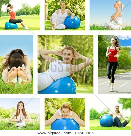 Fitness Woman Collection