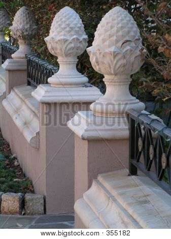 Wall And Columns