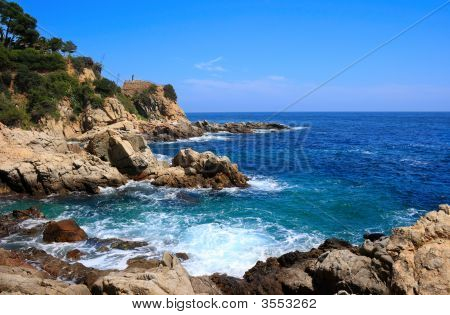 Lloret De Mar (Costa Brava, Spain)