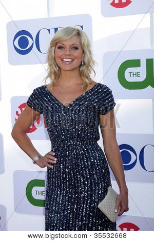 LOS ANGELES - JUL 29:  Tiffany Coyne arrives at the CBS, CW, and Showtime 2012 Summer TCA party at Beverly Hilton Hotel Adjacent Parking Lot on July 29, 2012 in Beverly Hills, CA