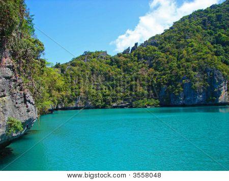 Koh Samui Emerald Lake