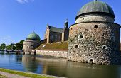 Vadstena castle in Sweden