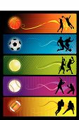 Sport Vector Composition
