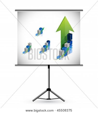 Business Presentation Illustration Design