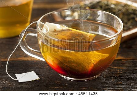 Organic Healthy Green Tea