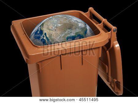 Wasted Globe