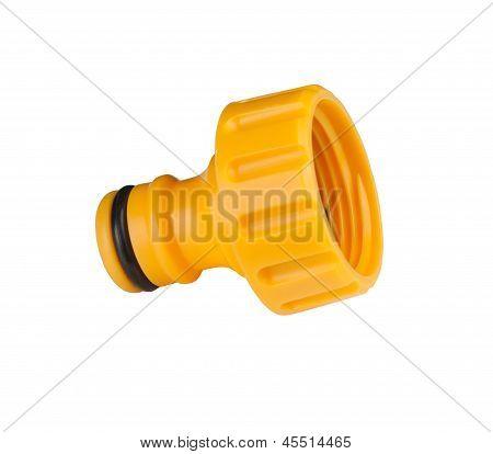 Conector grifo de jardín