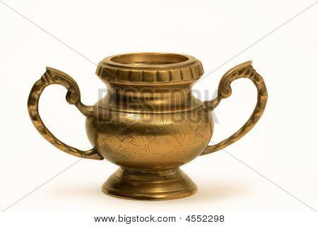 Nice Metal Vase