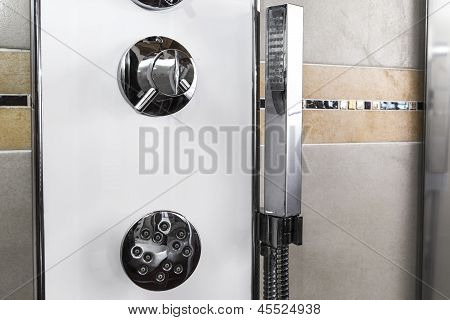 Shower Knob Regulator